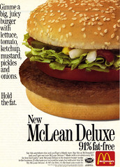 sandwich(1.0), meal(1.0), hamburger(1.0), food(1.0), whopper(1.0), dish(1.0), big mac(1.0), fast food(1.0), advertising(1.0),