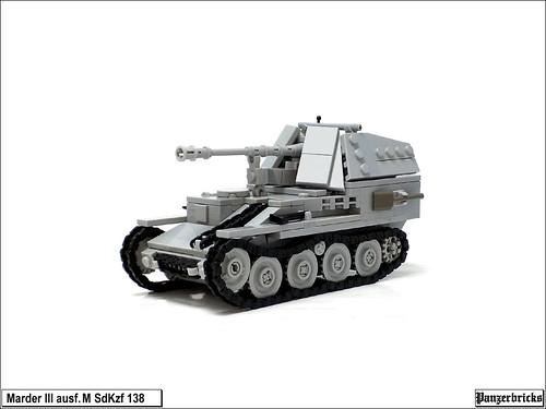 Marder III SdKfz 138 Ausf. M