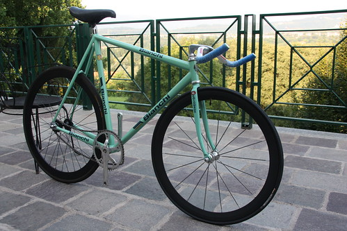 BIANCHI pursuit track by caale