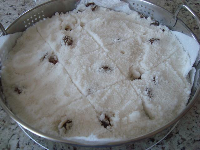 Ziedaa's Blog: How to Make Korean Rice Cake (Dduk)