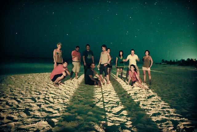 Mexico Crew 2009