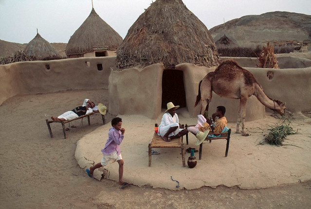 North of Al Hudaydah; Yemen, by Steve McCurry 1997