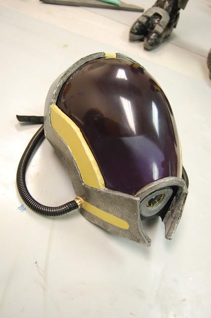 Tali Helmet