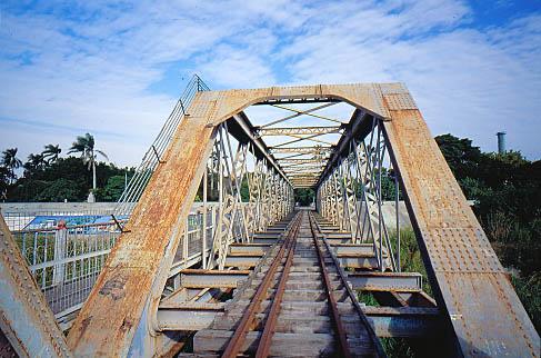 P318虎尾糖廠鐵橋