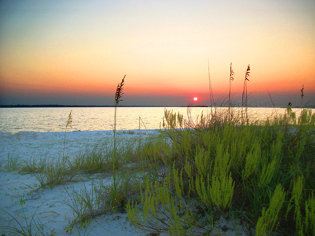 Sunrise beach santa rosa florida