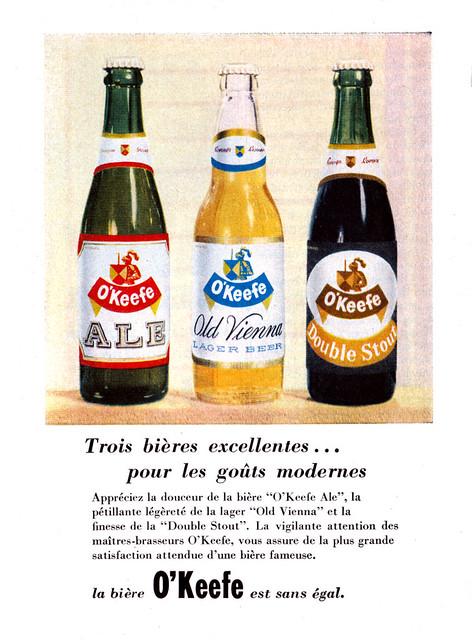 O Beer O'Keefe Bee...