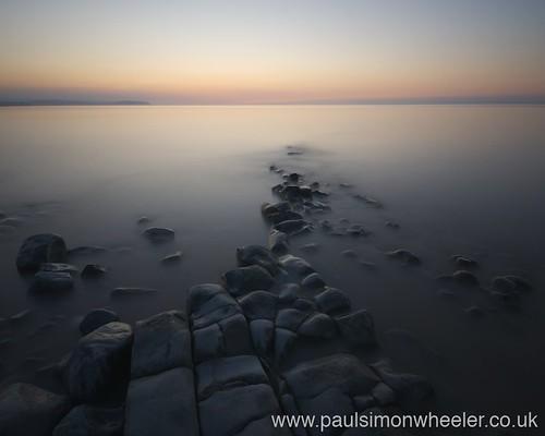 longexposure sunset seascape rocks sigma wideangle somerset limestonepavement sigma1020mm d90 kilve nd110