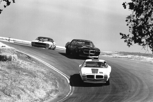 Laguna Seca Trans-Am Race, April 1970