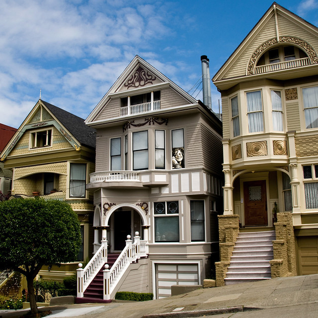 Apartments In San Fran: Is That Janis In The Window?