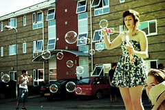 Hannah and the Bubbles