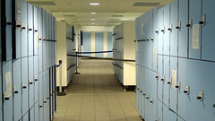 wall, room, locker, interior design, archive,
