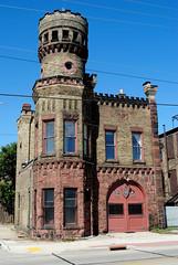 Former Fire Station 1 Racine, Wi.