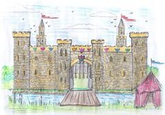 Castle Impression