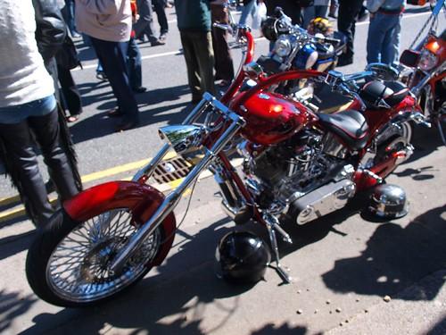 Harley Davidson Choppers