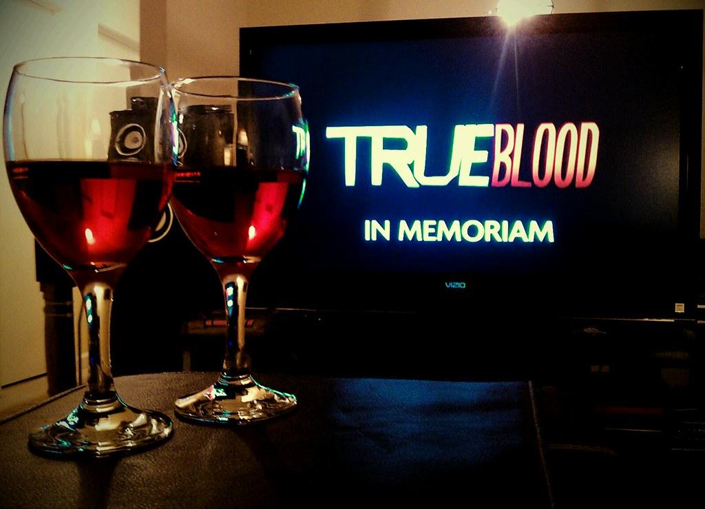 TrueBlood & Wine