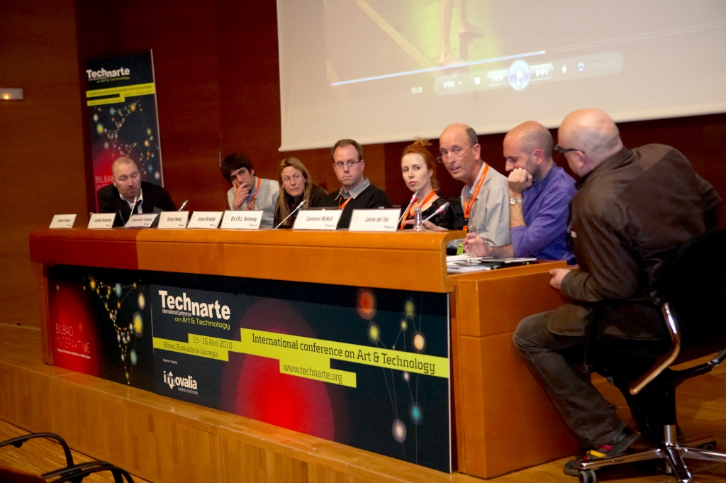 Round table at Technarte
