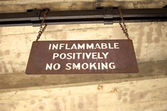 Inflammable!