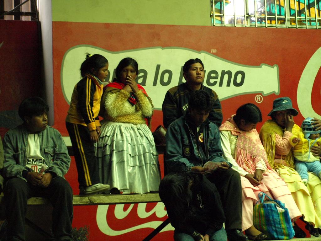 Bolivian Cholita Wrestling