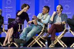 Sarah Paulson, Cuba Gooding, Jr. and Denis O'Hare