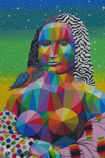 Okuda - Mona Lisa