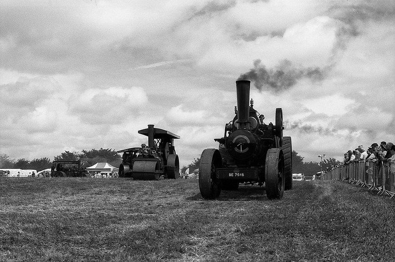 FILM - Sheffield Steam Rally 2017-24