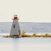 Kidston Island Lighthouse Closeup - Baddeck, Cape Breton Island, Nova Scotia by BlueVoter - thanks for 2M views