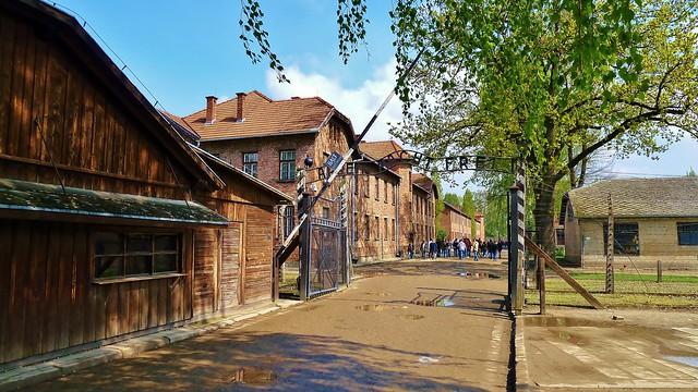 Auschwitz-Birkenau Memorial and Museum, Panasonic DMC-TZ10