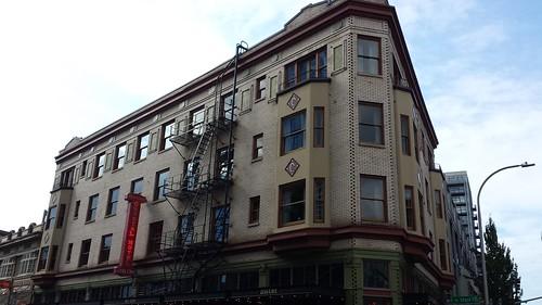 Crystal Hotel, Portland