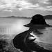 2205 Island at low-tide , East China Sea Coast--Xiapu , FujianProvince , China
