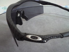 e2f0c2db9ac Oakley Custom M Frame Strike grey lens with True Carbon Fiber frame