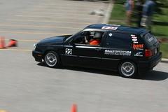 race car(1.0), auto racing(1.0), automobile(1.0), rallying(1.0), racing(1.0), vehicle(1.0), sports(1.0), motorsport(1.0), rallycross(1.0), autocross(1.0), compact car(1.0), land vehicle(1.0), hatchback(1.0), sports car(1.0),