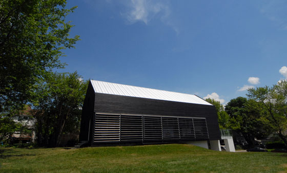 Architecture: Studio 804