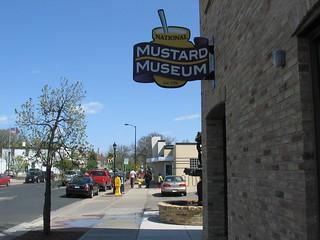 Mustard Museum, Middleton