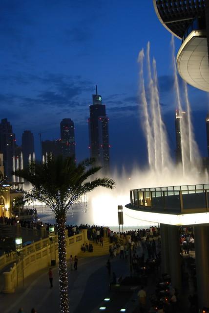 Dubai Mall FountainDubai Mall Fountain