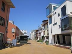 Salongsgatan, walkability