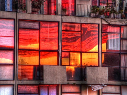 windows sunset argentina buildings edificios buenosaires ventanas ocaso reflejos reflctions magicunicornverybest magicunicornmasterpiece