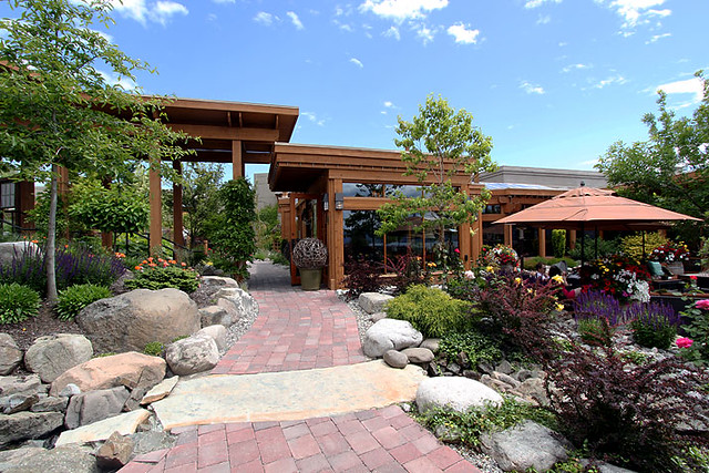 Quails gate winery landscaping explore lazarowich 39 s for Landscaping rocks kelowna