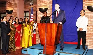 Ambassador Moriarty Delivers Remarks at U.S. Independence Day Celebration