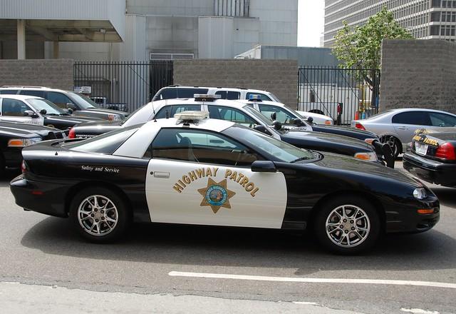 California Highway Patrol Chp Chevy Camaro Flickr