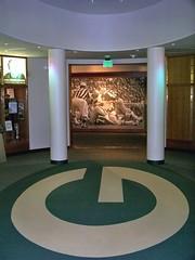 Lambeau Field and Packer  Hall of Fame