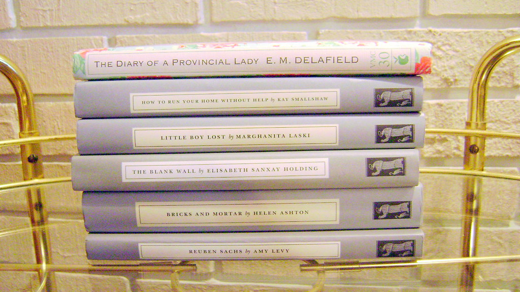 Persephone Books, with a Virago Modern Classics Commemorative Edition