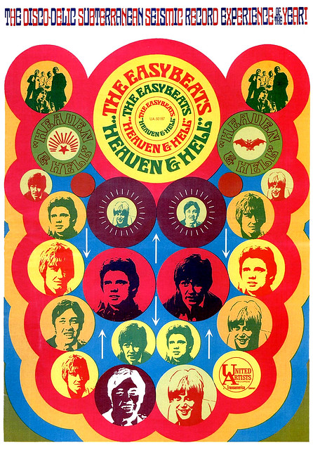 easybeats heaven july 1967