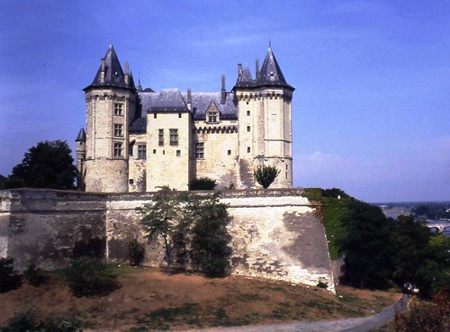 France - The Loire Valley between Sully-sur-Loire and Chalonnes