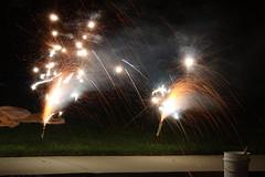 Curbside Fireworks 2010