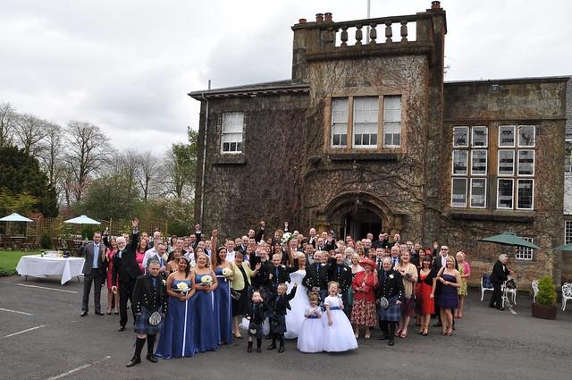 Laura & Cameron's Wedding Photos