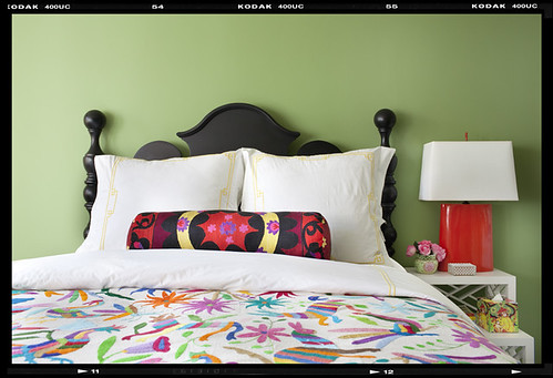 Super spicy microtrend on craftsy mexican style embroidery Mexican embroidered bedding