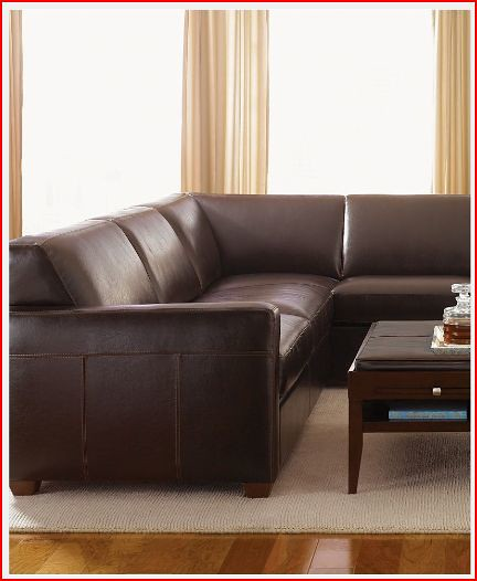 Lucas Leather Sectional From Macys 1599 Flickr Photo