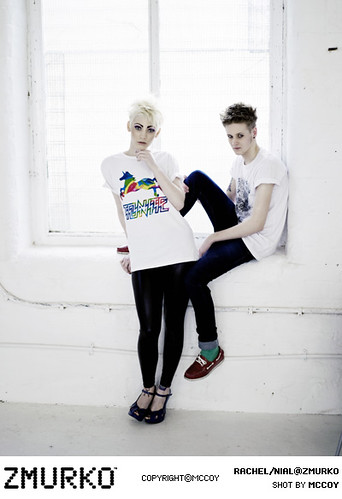 Rachele & Nial for Zmurko