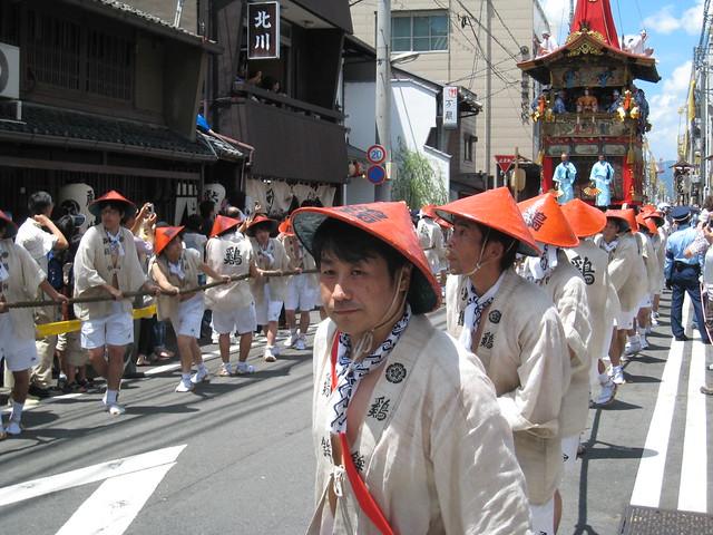 Gion Matsuri 2010