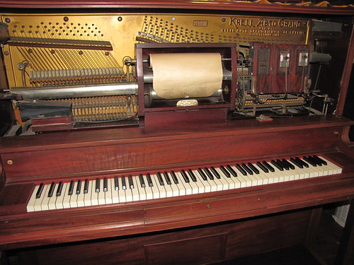 Player piano: Krell Auto-Grand